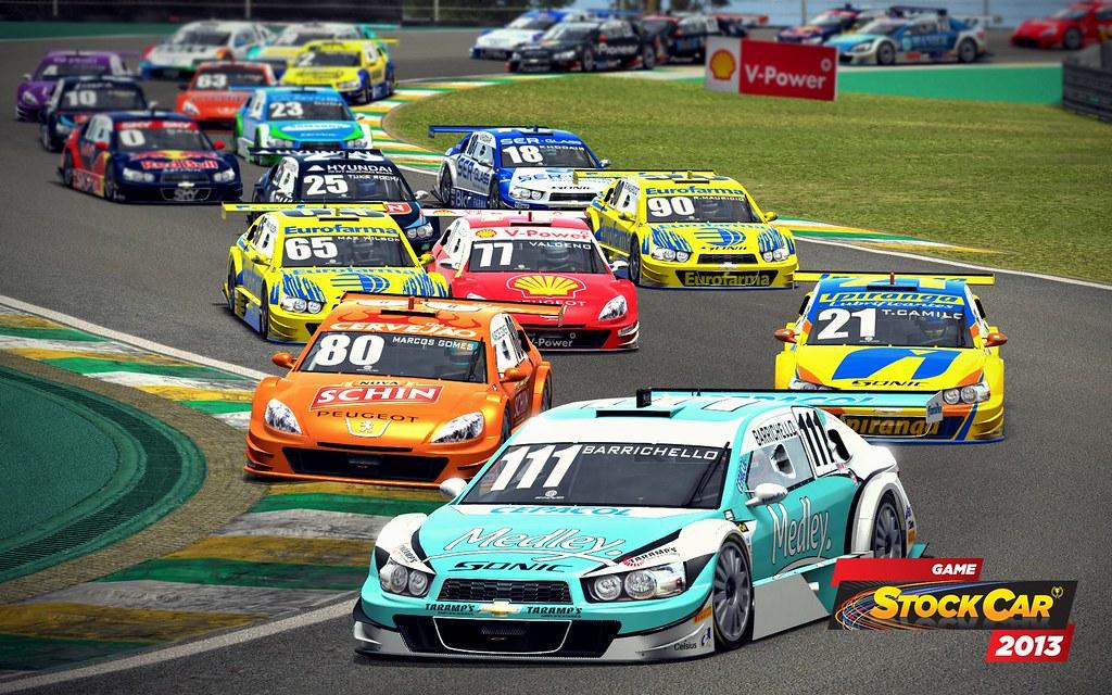 Reiza Studios Game Stock Car Extreme