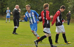Cliffe FC 2ndXI 6 - 3 Hamilton Panthers Res 14Sept13