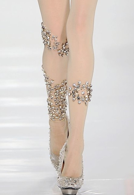 Embellished Tights