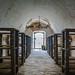 Celda de prisioneros de la Fortaleza de San Carlos por sweet_prince