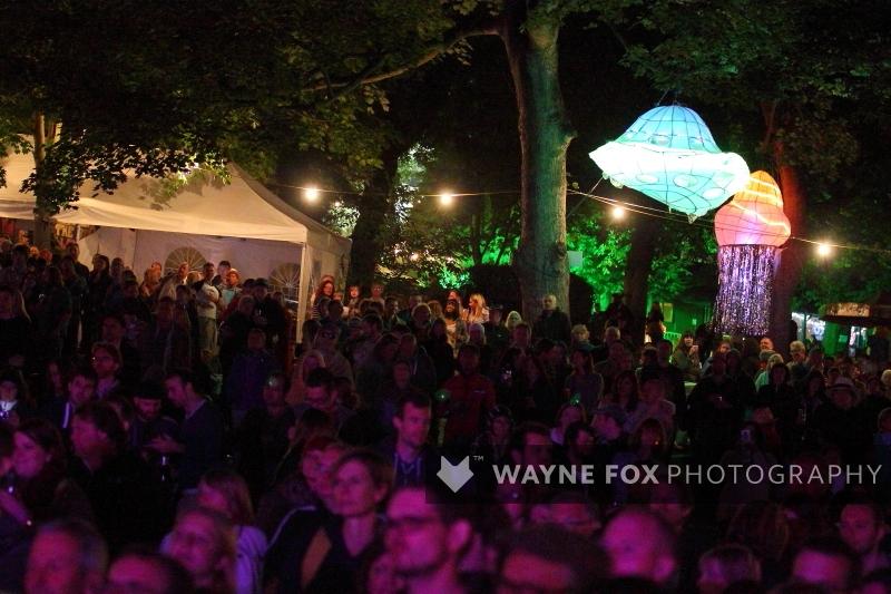 Moseley Folk Festival 2013, Ambiance