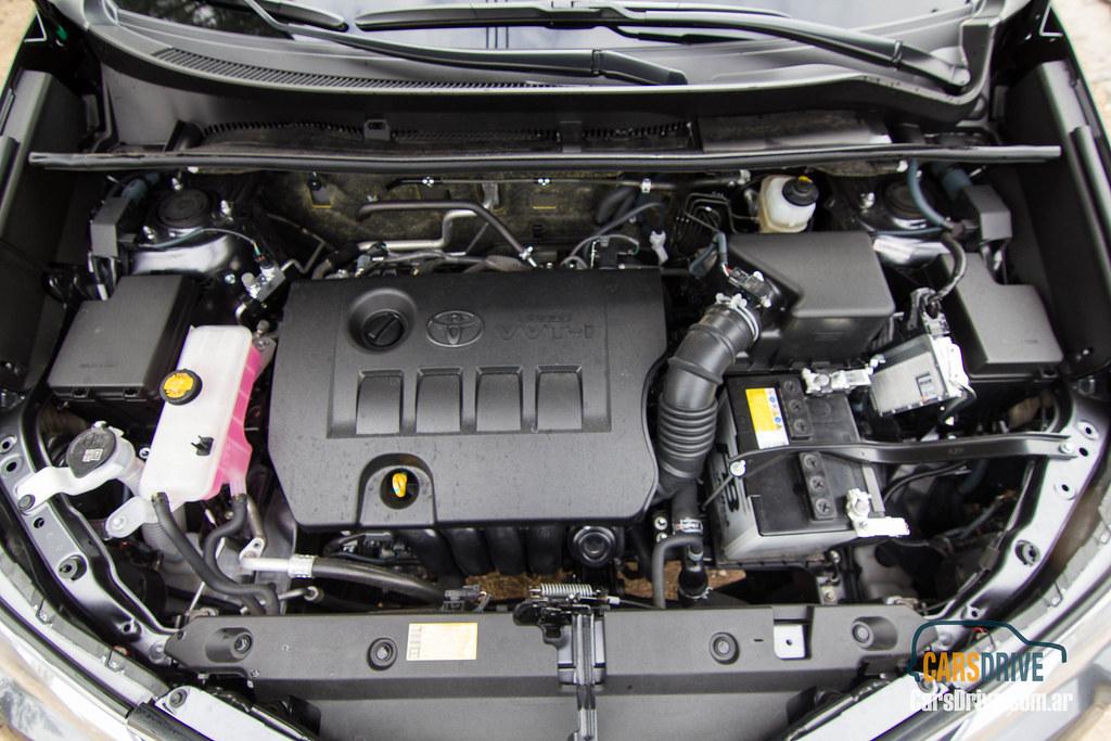 Carsdrive c rdoba prueba de manejo toyota rav4 4x2 cvt for Toyota motor company profile