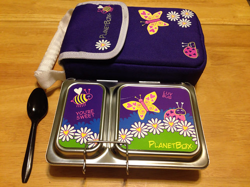 Planetbox Lunch box