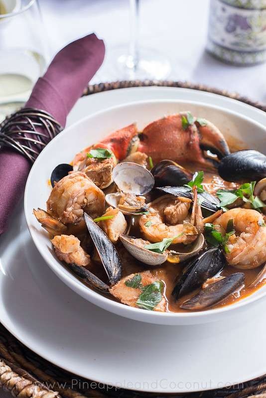 Spicy Cioppino My Way www.PineappleandCoconut.com #worldmarket #gourmetgetaway  (7)