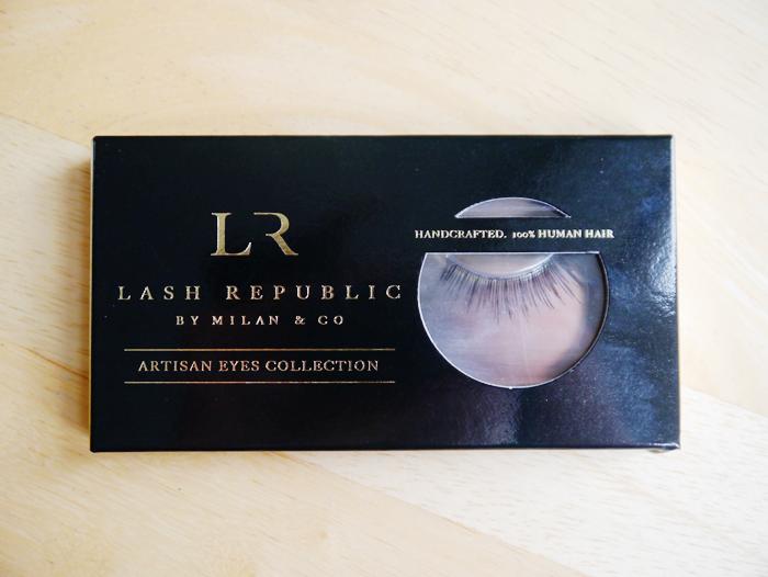 lash republic false lashes review the makeup and beauty studio edinburgh 2