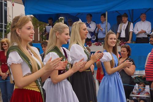 Evento - Aniversário de Timbó / Desfile da Festa do Imigrante - 12/10/13