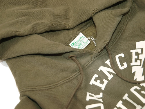 Champion - 70's Vintage / Reverse Weave Pullover Hooded Sweatshirt