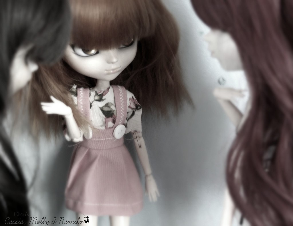 Talk, talk - LQ, Banshee, Akemi Homura