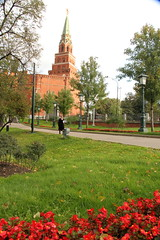 Alexander Garden (Aleksandrovsky Sad)