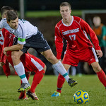 13-105 -- Men's soccer vs. Carthage