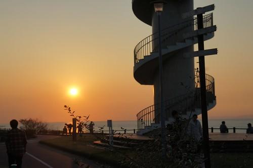 Hiyoriyama observatory