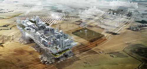 Very Large Structure – экологичный город на гусеничном ходу