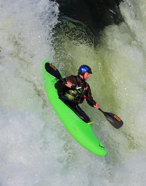 Kayaking Great Falls VA