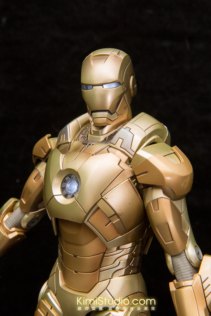 2013.10.31 Hot Toys MMS208 Iron Man Mark 21-011