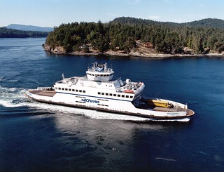 Coastal Ferries announcement