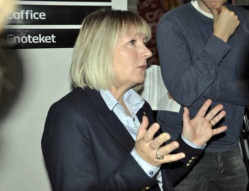 Anne Revland, näringslivsdirektör, ser en potential i musikbranschen.