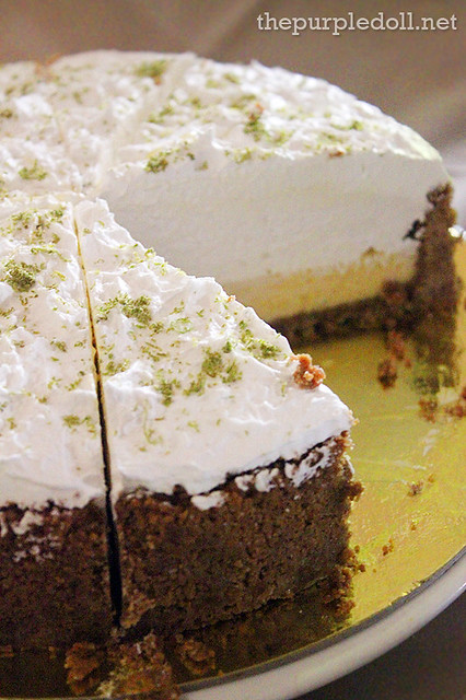 Mario's Key Lime Pie