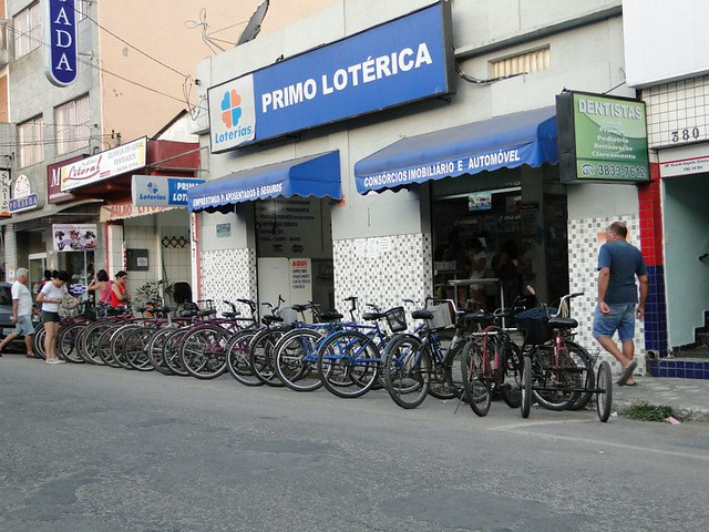 Ubatuba, Brazil - Bicycle Paradise