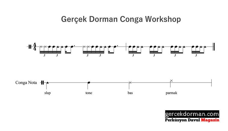 conga workshop