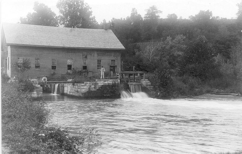 Lock 19 Pulp Mill and Tumble - Sunday Aug. 30, 1903