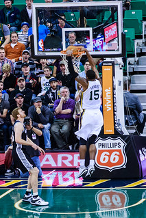 Jazz vs Spurs-3479