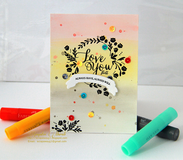Love you Still Card
