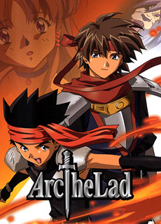 Arc The Lad - Arc