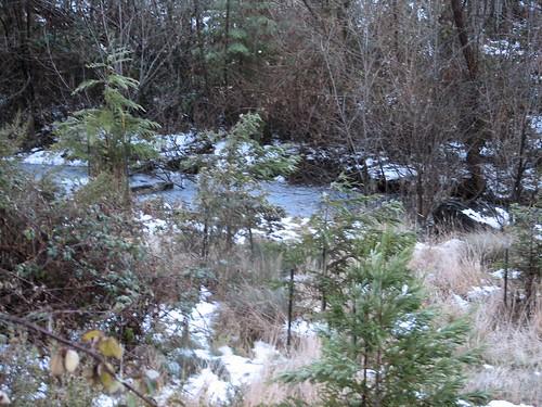 winter snow ice millcreek frozencreek summerlake parcourse brooktrails willitscreek