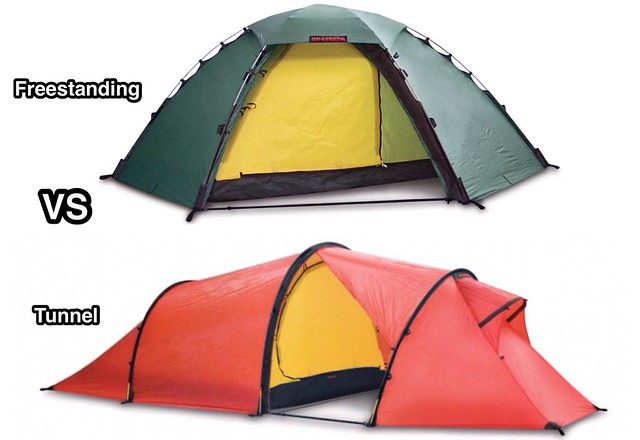 bicycle touring tents  sc 1 st  CyclingAbout : lightest free standing tent - memphite.com