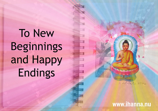 To New Beginnings and Happy Endings