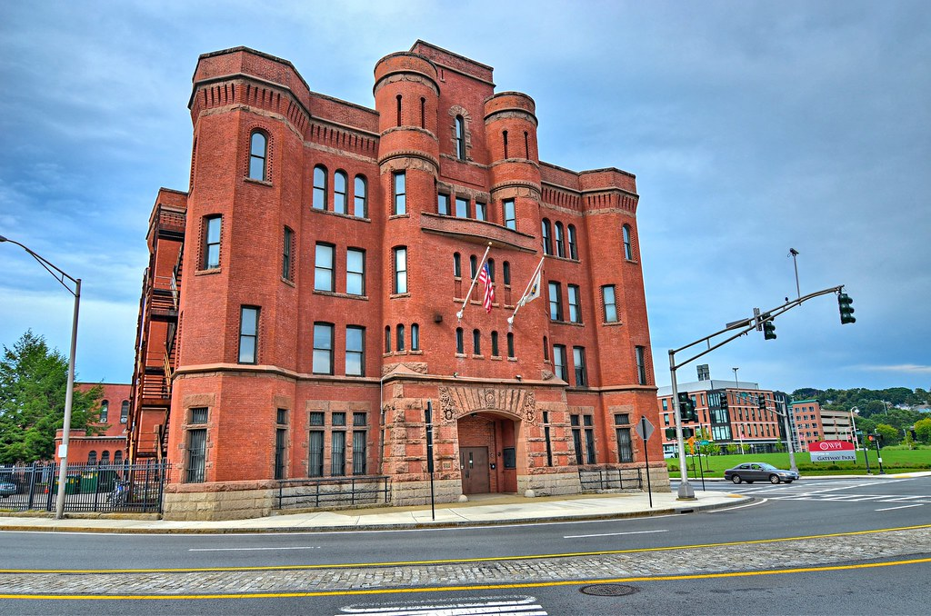 Worcester National Guard Armory
