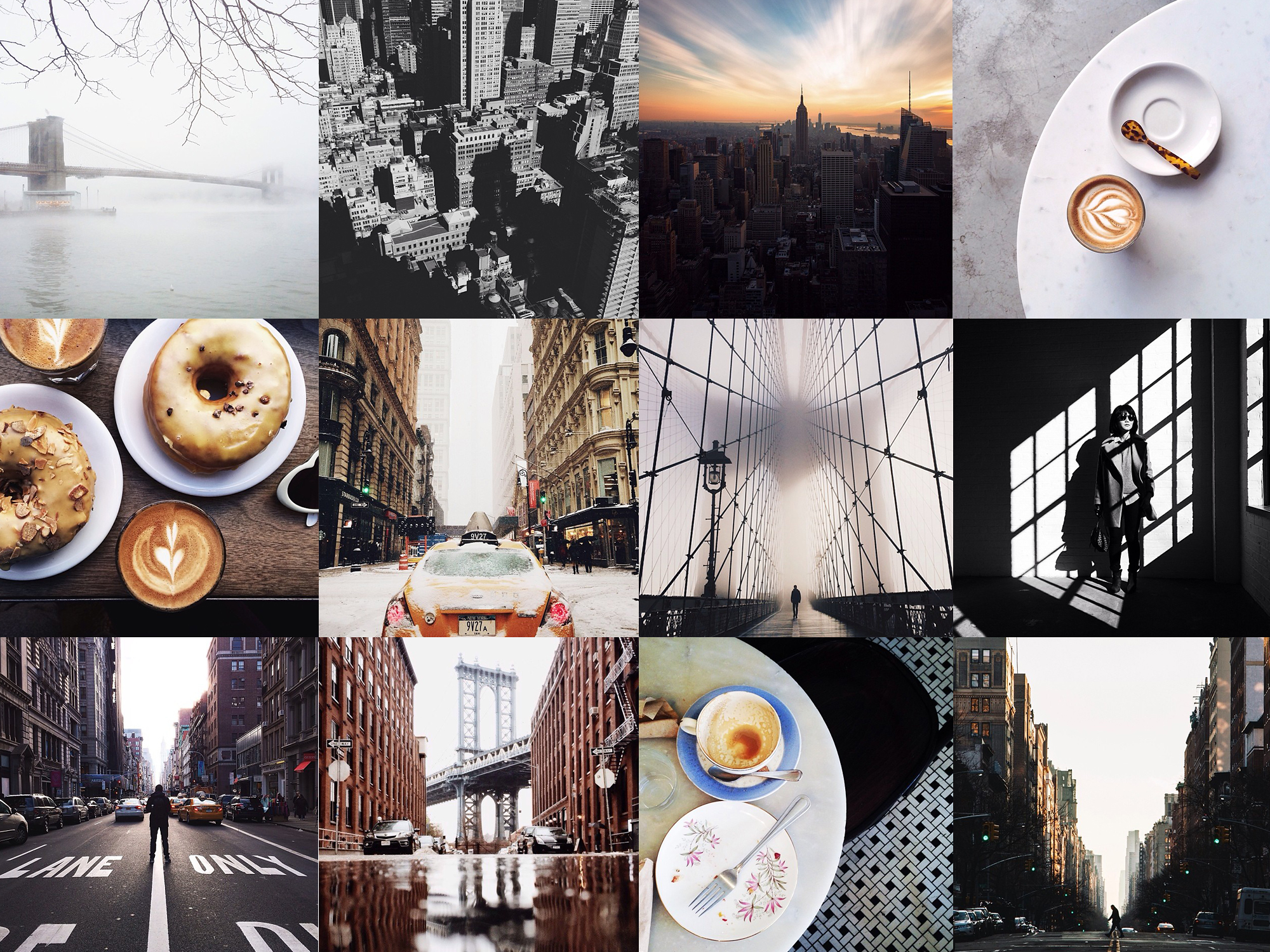 New York Instagram Favourites