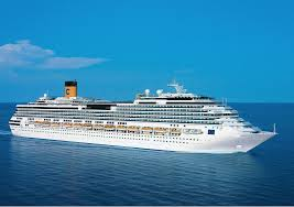 Crucero Costa Favolosa,