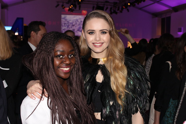 Kristina Bazan Lois Opoku Stylight Fashion Blogger Awards Berlin Fashion Week lisforlois