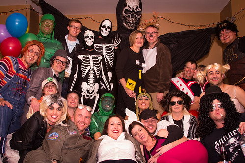 Halloween Party 2013 Thompson ND