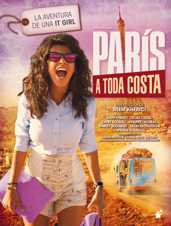 paris a toda costa film trailer premiere fashion blogger