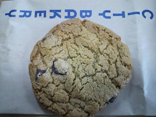 妻と娘に贈ったクッキー