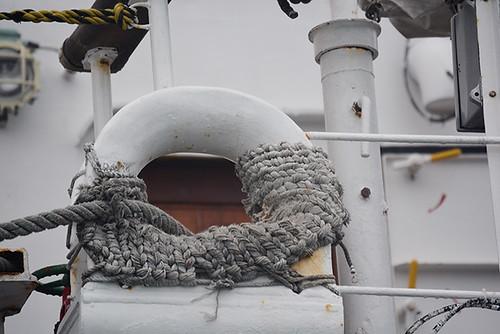 Nippon Maru chafing gear 2
