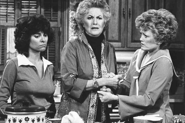 a scene from the TV show Maude