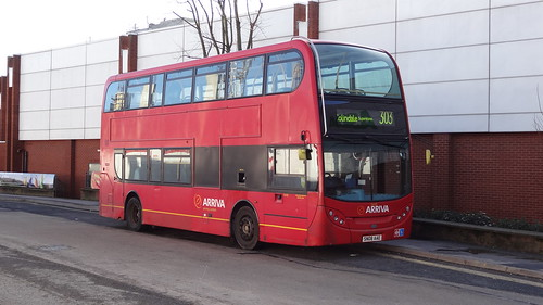 303 to Colindale Superstores
