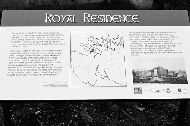 Royal Residence, Bute