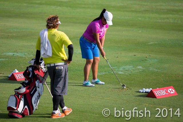 Day Two - HSBC Womens' Championship (pics intensive) 12825611633_c1e6470763_z