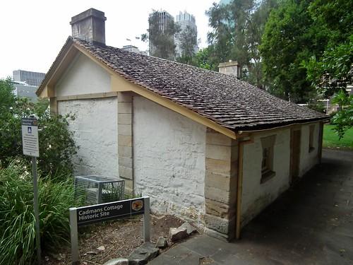 Cadman's Cottage - The Rocks NSW