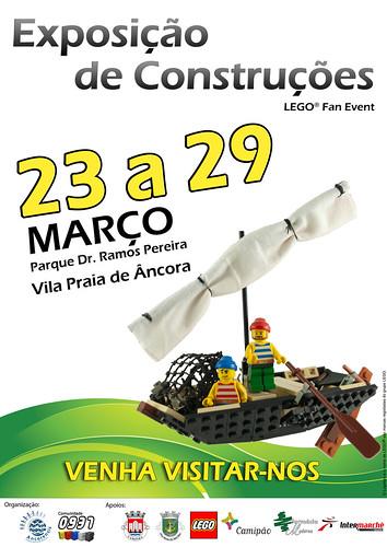 Exposição de Construções - Vila Praia de Ancora - 2014