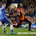 Chelsea v Galatasaray Champions League Round of 16 (Leg 2) by James Gourley Photography