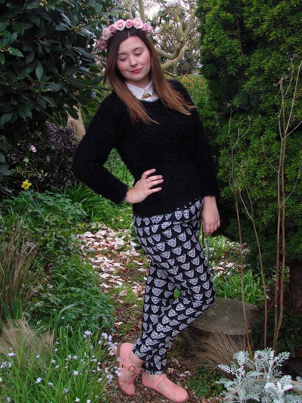 Lavish Alice Tiger Jumpsuit