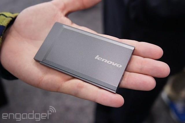 Lenovo Smart Card