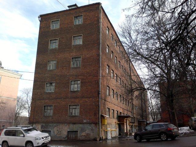 2-я Бауманская улица, дом 1, корпус 1