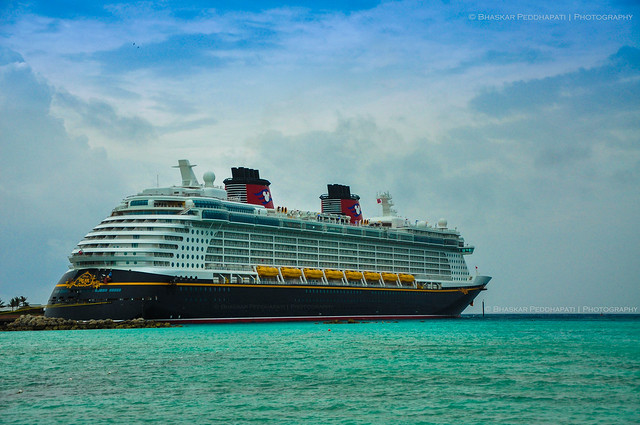 2014 24/100: The Disney Dream Cruise Ship!