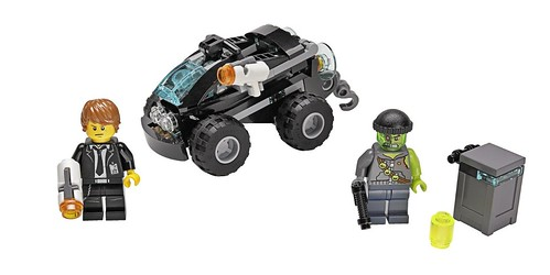 LEGO Ultra Agents 70160